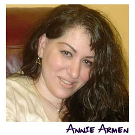 Annie Armen, The Communications Artist