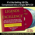 Annie Armen's Legends in Excellence Audio Anthology | CommunicationsArtist.com